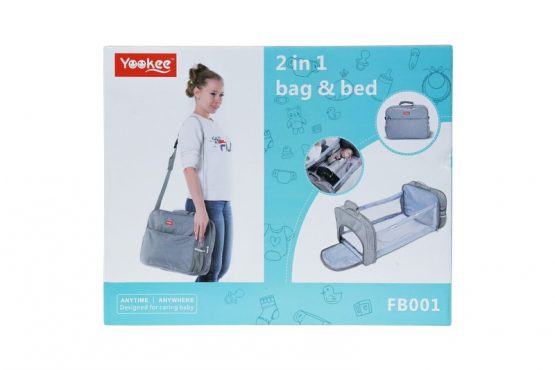 Baby Bag and bed 2 in 1