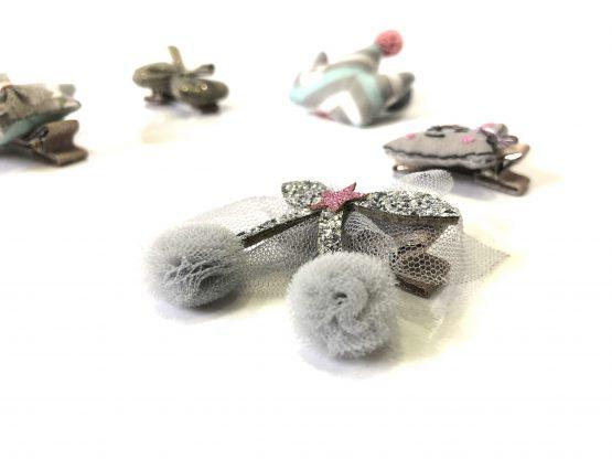 Baby Hair Pin Set 5 pieces