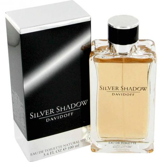 Silver Shadow Perfume Fragrance for Men 100ML