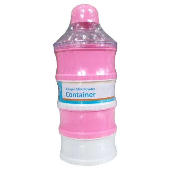 4-layer milk container