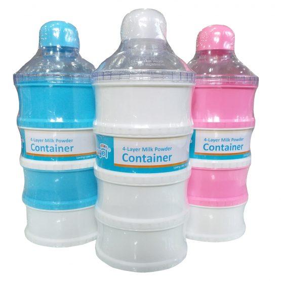 4-Layer Milk Powder Container
