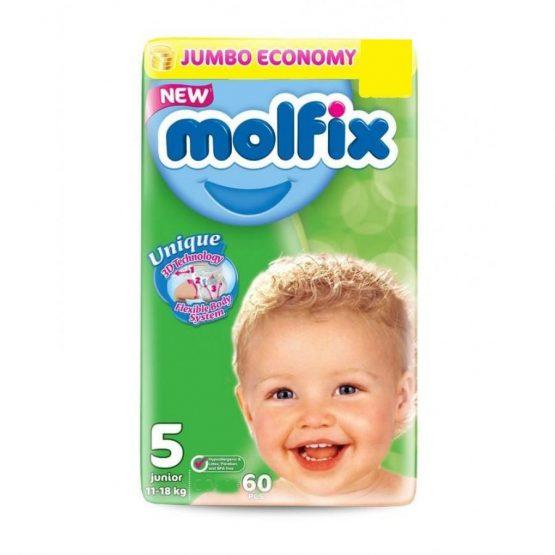 Molfix Junior 5 Jumbo Diaper