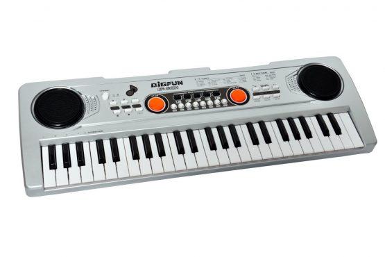 Big Fun Electronic Piano Keyboard