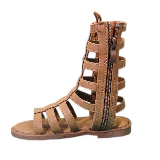 Baby girls Long gladiator sandals boots