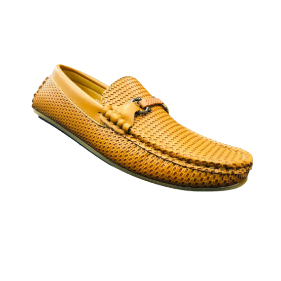 Stylish Brown Pumpy Shoes For Boys