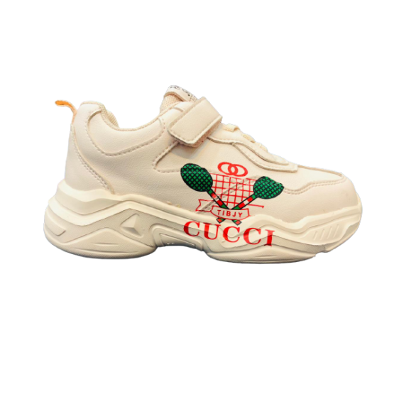 Kids Modern GUCCI Sneaker Shoe Design