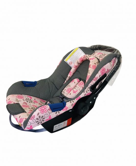 Baby Carry Cot With flower Print