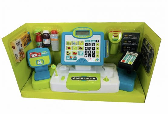 Grocery Mall Play set