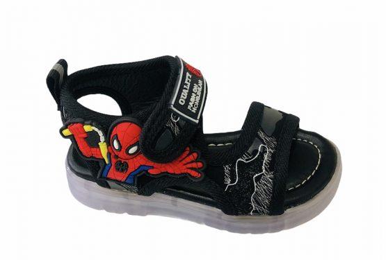 Baby Boy Summer Spider Man Sandal